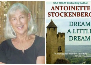 A Conversation with Antoinette Stockenberg: A Mystery Writer Finds Her Audience