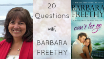 20 Questions with Barbara Freethy