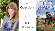 20 Questions with… Jill Shalvis