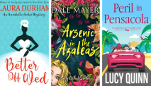 20 Comfy Cozy Mystery eBooks for Free!
