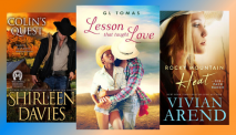 20 Western Romance eBooks for Free!