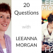 20 Questions with… Leeanna Morgan