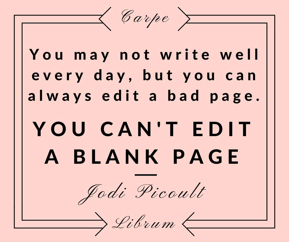 Jodi Picoult Quote