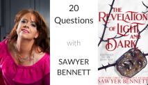 20 Questions with… Sawyer Bennett